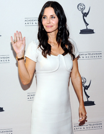 Vote for Your Favorite Courteney Cox Red Carpet Look!