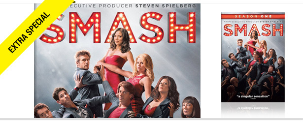 Win It! 'Smash: Season 1' on DVD