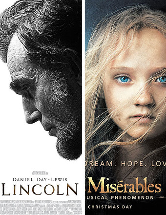 Lincoln Leads BAFTAs with 10 Nominations