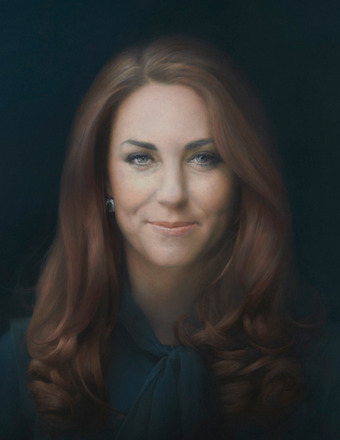 Critics Seem to Hate Kate Middleton's Official Portrait, Do You?