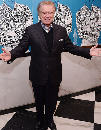 Regis Philbin to Return as Millionaire Host?