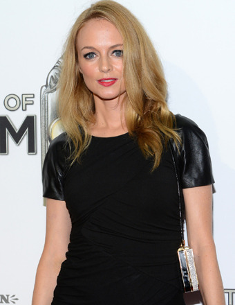 Heather Graham&#039;s NYC Pad Catches Fire!