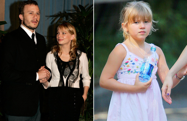 Heath Ledger s Parents  Daughter Matilda is  Very Much Like Her Dad Heath Ledger And Matilda
