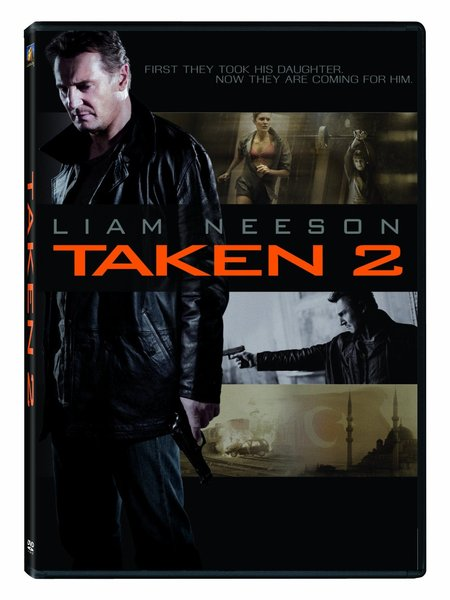 Win It! 'Taken 2' on Blu-ray Combo Pack
