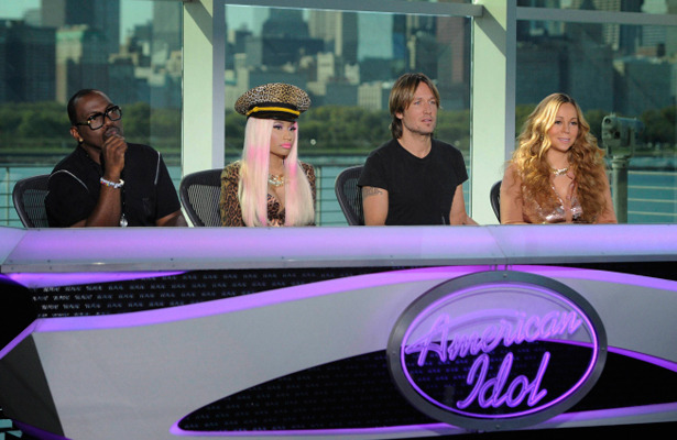 &#039;American Idol&#039; Recap: Nicki Minaj vs. Mariah Carey Night One
