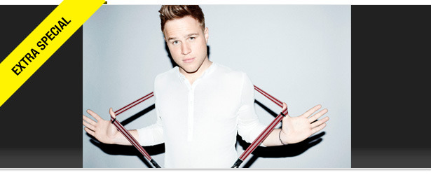 Win It! Tickets to See Olly Murs at House of Blues in L.A.