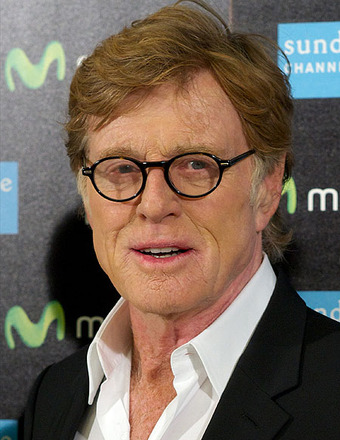 Robert Redford on Sun