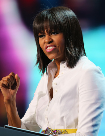 Inauguration Weekend: Michelle Obama's Bangs, Katy Perry Gets Patriotic