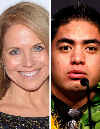 Manti Teo to Talk to Katie Couric about Girlfriend Hoax 