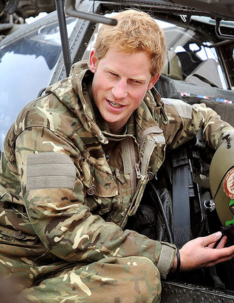 Prince Harry on Nude Photos: 'Too Much Army, and Not Enough Prince'