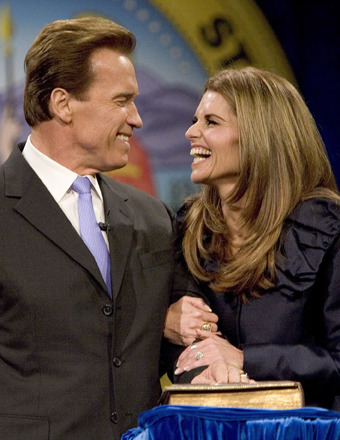 Arnold Schwarzenegger Hopes to Save Marriage to Maria Shriver
