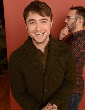 Daniel Radcliffe on Gay Love Scene: &#039;Un-Shocking&#039;
