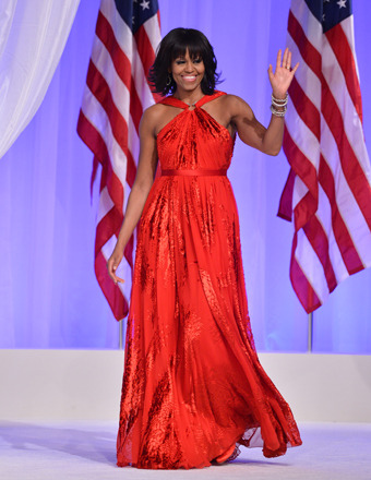 Michelle Obama Stuns in Jason Wu Gown, Leaves Designer in Shock!