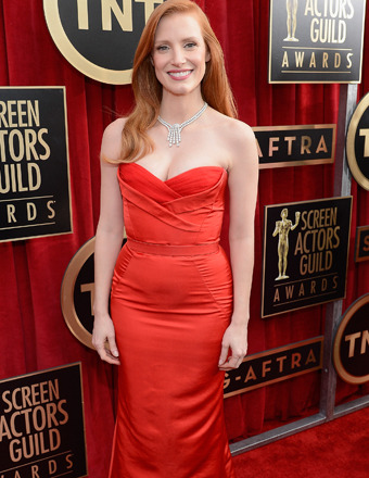 Pics! The 2013 SAG Awards Red Carpet