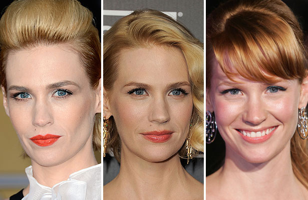 Actress January Jones Says Her Ha