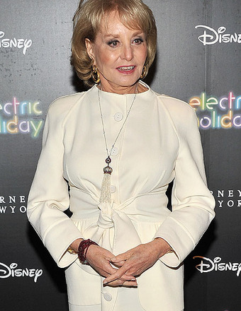 No Scratching! Barbara Walters Has Chicken Pox
