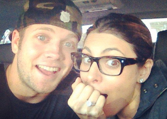Jamie-Lynn Sigler Engaged to Baseball Star Cutter Dykstra