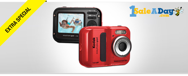 Win It! Kodak EasyShare Sport Camera