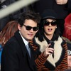 Katy Perry's Personal Photo Diary with John Mayer at the Inauguration