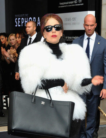 Lady Gaga Says She's Being Sued by Former BFF, Not Assistant
