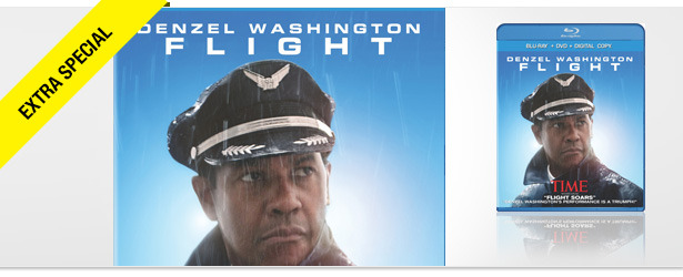 Win It! 'Flight' on Blu-ray and DVD