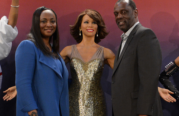 Pics! Madame Tussauds' Whitney Houston Wax Figures