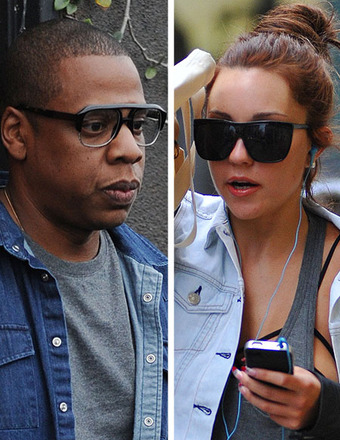 Amanda Bynes Slams Jay-Z in Tweet Then Deletes It