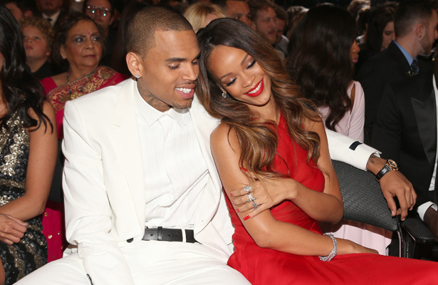 Chilly Up in This Club: Did Chris Brown and Rihanna Split?  
