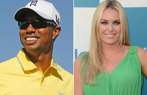 Report: Tiger Woods, Lindsey Vonn Still Going Strong