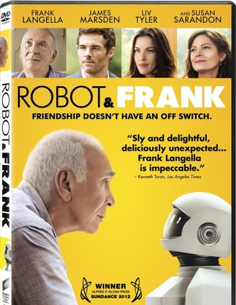 Win It! 'Robot & Frank' on DVD