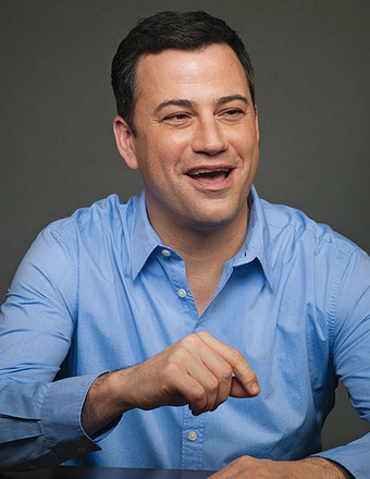Jimmy Kimmel Talks Candidly with Playboy: I Am Stupidly Competitive