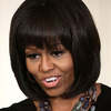  The First Lady Calls Bangs a 'Midlife Crisis'