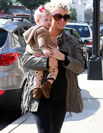 Jessica Simpson's Baby: What's in a Name?
