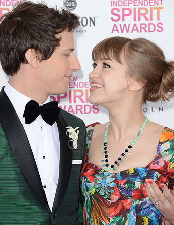 Andy Samberg and Joanna Newsom to Tie the Knot