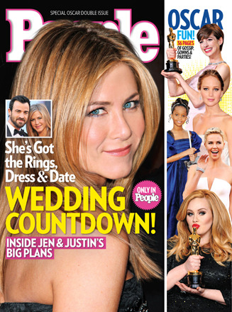 Jennifer Aniston Sets Wedding Date,