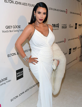 Kim Kardashian's Mommy Blog on the 'Perfect Maternity Jeans'