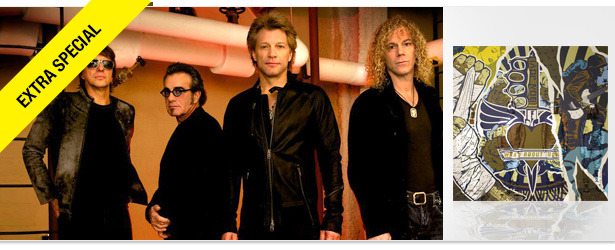 Win It! A VIP Experience to See the Bon Jovi 'Because We Can' Tour