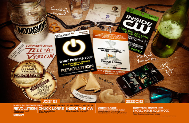 SXSW Interactive Festival: Pitch Your Web Series to CW Digital!
