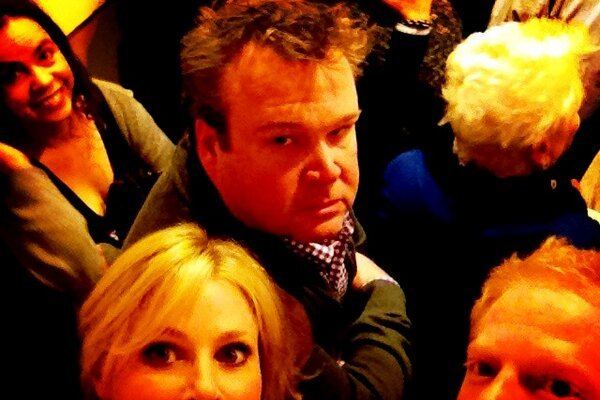 &#039;Modern Family&#039; Stars Stuck in Hotel Elevator