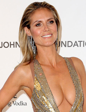 Heidi Klum to Judge on Americas Got Talent