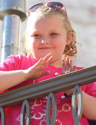 Despite Ban, Honey Boo Boo Continues Selling Girl Scout Cookies