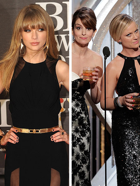Celebri-Feud: Taylor Swift Slams Tina Fey and Amy Poehler