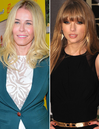 Chelsea Handler Mocks Taylor Swift, Calls Her a Virgin