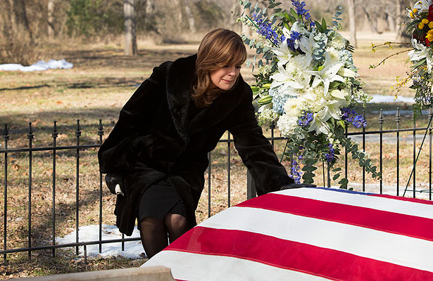 Pics! Dallas Says Goodbye to J.R. Ewing
