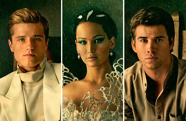 The Hunger Games: Catching Fire: See the Portraits!