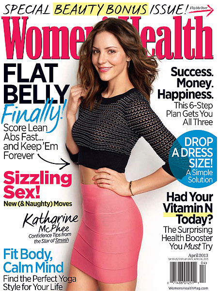 Katharine McPhee: 'I'm Mostly Daring on Things I'm Really Passionate About'