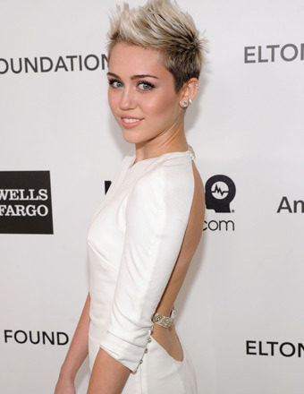 Miley Cyrus Tops Maxim&#039;s Hot 100 List