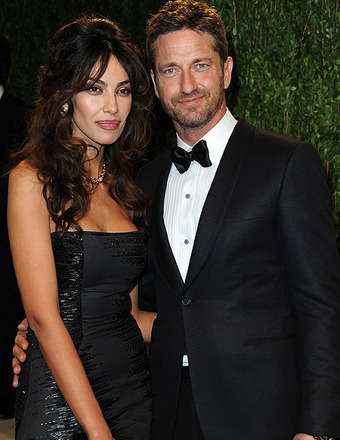 Gerard Butler on His New Girlfriend: 'I'm Very Lucky'
