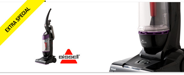 Win It! A Bissell CleanView Vacuum