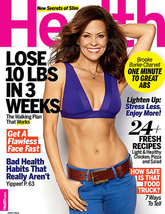 Brooke Burke-Charvet on Aging: The 40s Are a Reality Check